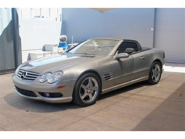 2006 Mercedes-Benz SL55 | 889588