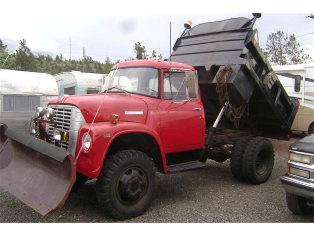 1969 International LOADSTAR 1600 4X4 | 889591