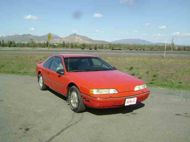 1991 Ford Thunderbird | 889598