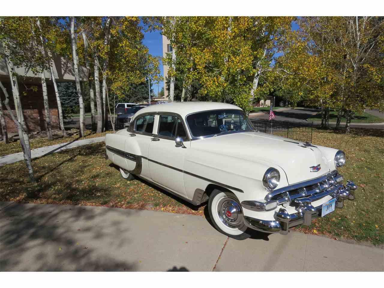 All Chevy 1954 chevrolet belair : 1954 Chevrolet Bel Air for Sale | ClassicCars.com | CC-889606