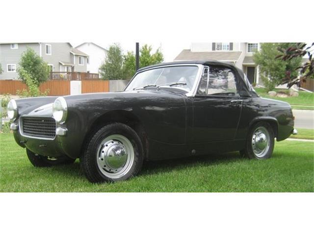 1967 Austin-Healey Sprite Mark III | 889619