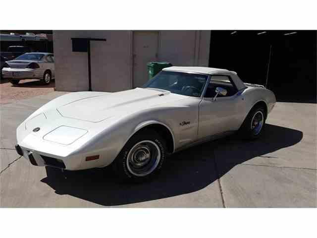 1975 Chevrolet Corvette | 889625