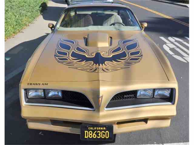 1978 Pontiac Firebird Trans Am | 889628