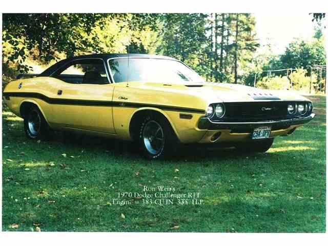 1970 Dodge Challenger | 889629