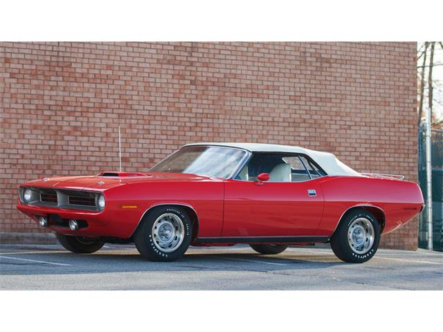 1970 Plymouth Cuda | 889636
