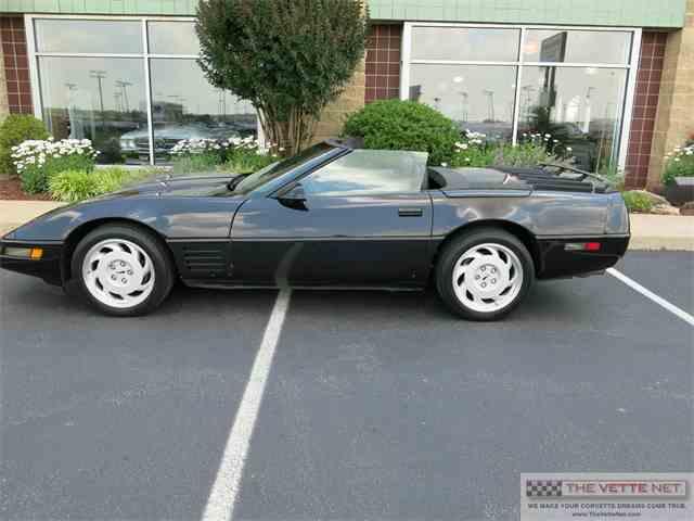 1992 Chevrolet Corvette | 889650