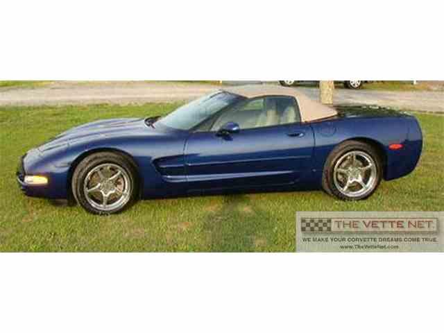 2004 Chevrolet Corvette | 889652
