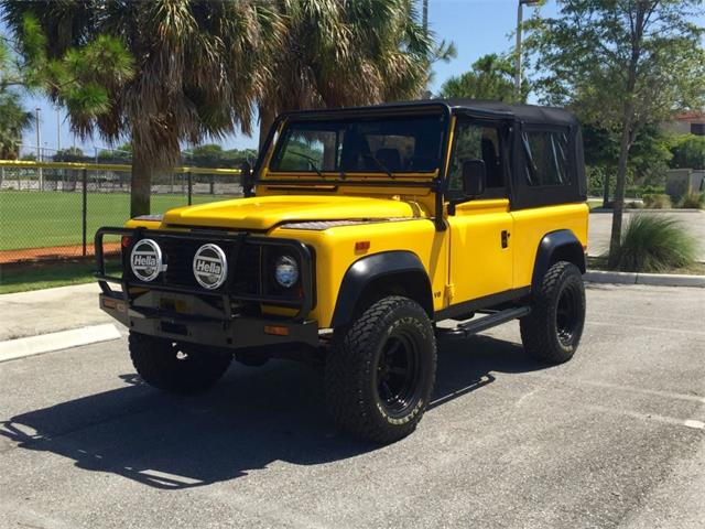 1995 Land Rover Defender | 889667