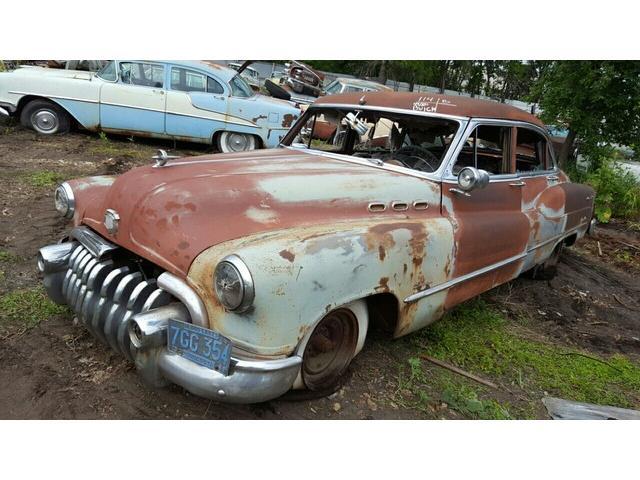 1950 Buick Super | 889681