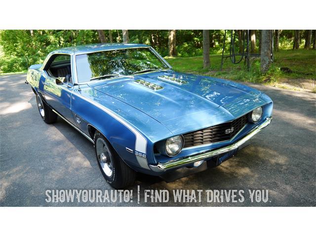 1969 Chevrolet Camaro | 889682