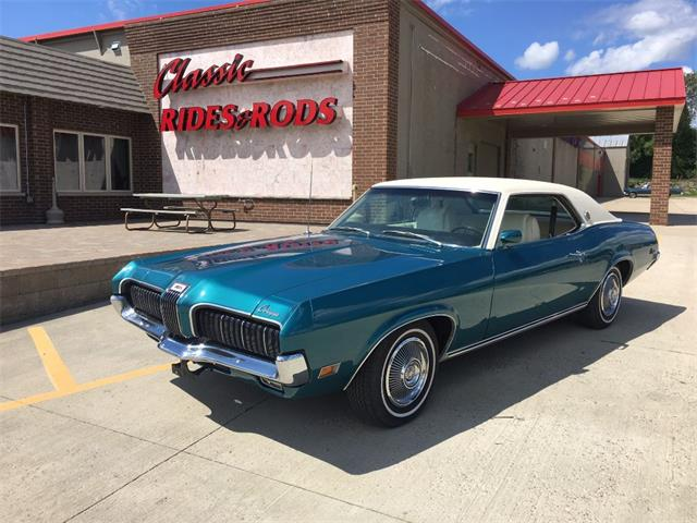 1970 MERCURY COUGAR XR7 351C 4V | 889688