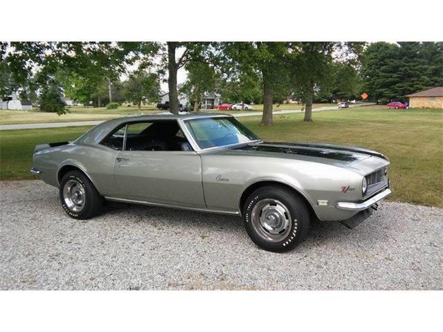 1968 Chevrolet Camaro | 889700