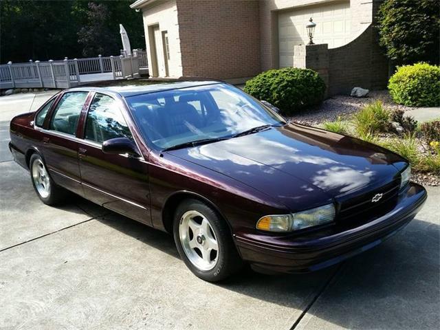 1996 Chevrolet Impala | 889701