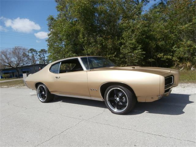 1969 Pontiac GTO | 889702