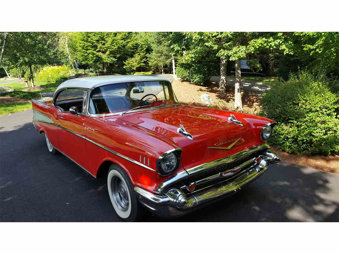 1957 chevrolet bel air for sale cc 889705. Black Bedroom Furniture Sets. Home Design Ideas