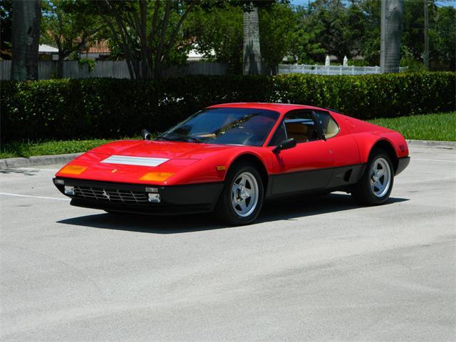 1984 Ferrari 512 BBI | 889719