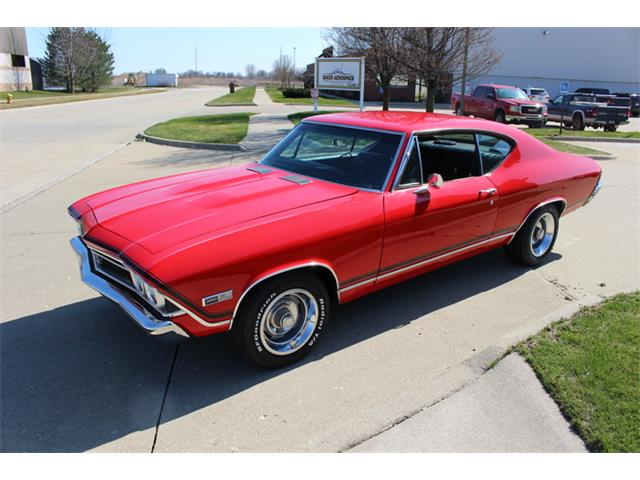 1968 Chevrolet Chevelle SS | 889726