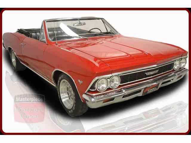 1966 Chevrolet Malibu | 889728