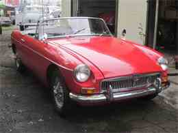 Picture of '67 MGB - J2IP