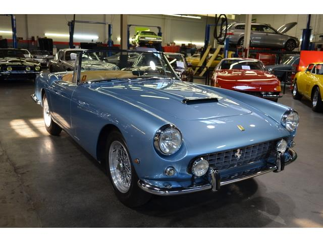 1960 Ferrari 250 GT PF Series II Cabriolet | 889731