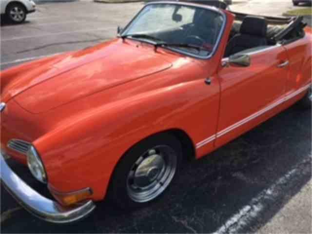 1973 Volkswagen Karmann Ghia | 889742