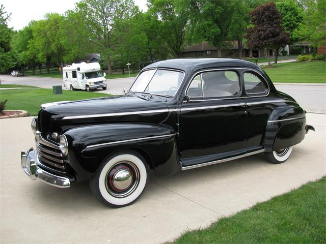 1946 Ford Super Deluxe | 889744