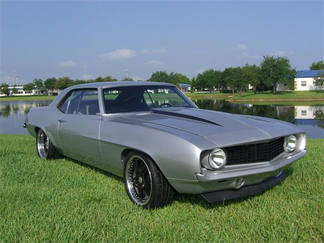 1969 Chevrolet Camaro | 889749