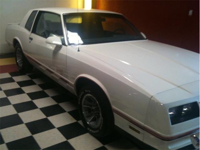 1986 Chevrolet Monte Carlo SS | 880975