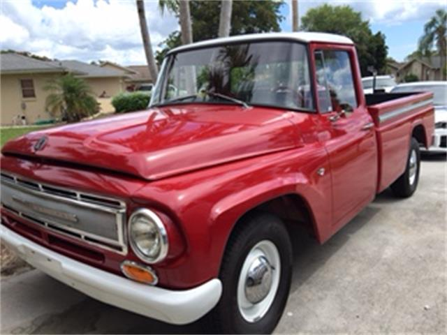 1967 International Harvester 1100 C Series | 889750