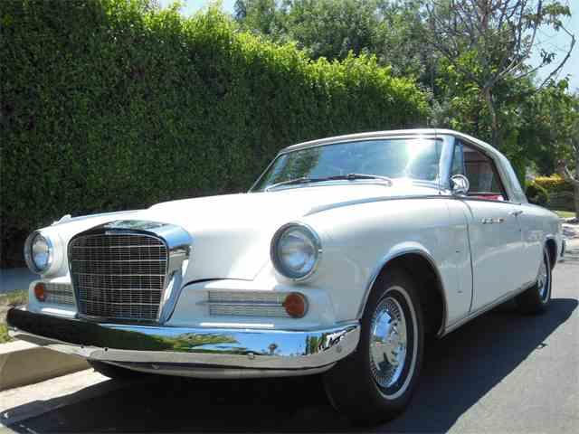 1963 Studebaker GRAN TURISIMO HAWK | 889753