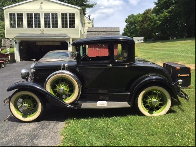 1931 Ford Model A | 889762