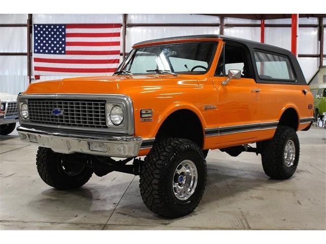 1971 Chevrolet Blazer | 880978