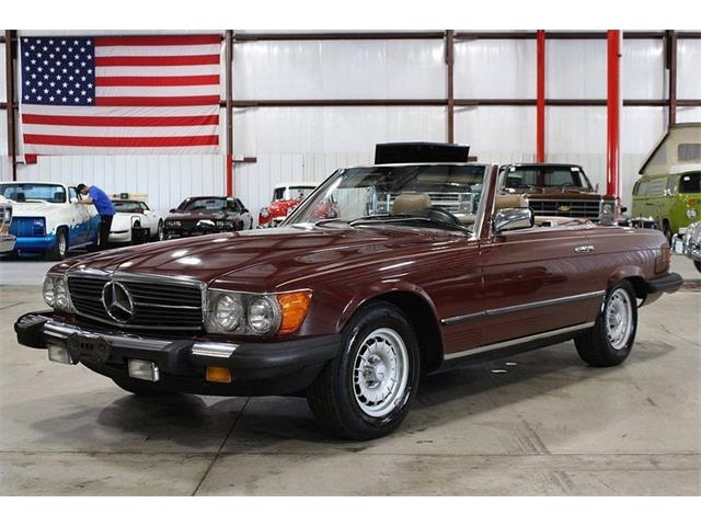 1984 Mercedes-Benz 380SL | 880979