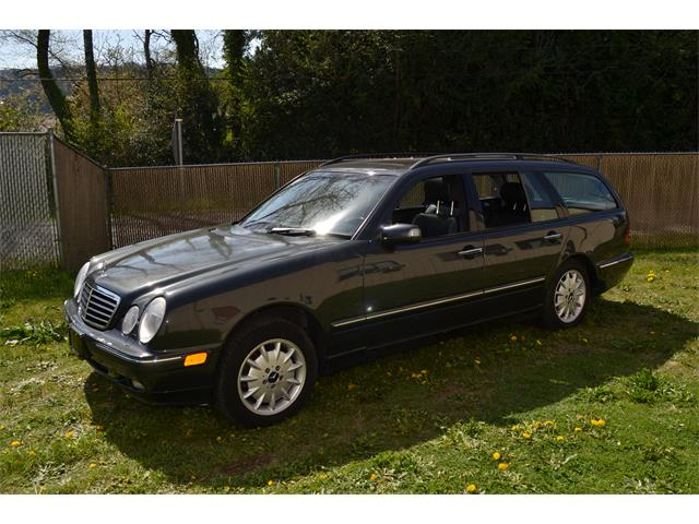 2003 Mercedes-Benz  E 320 Station Wagon 4 Matic | 889802