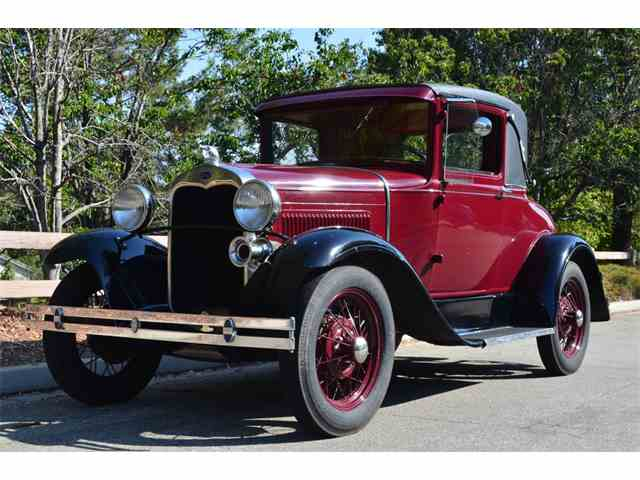 1930 Ford Model A | 889805