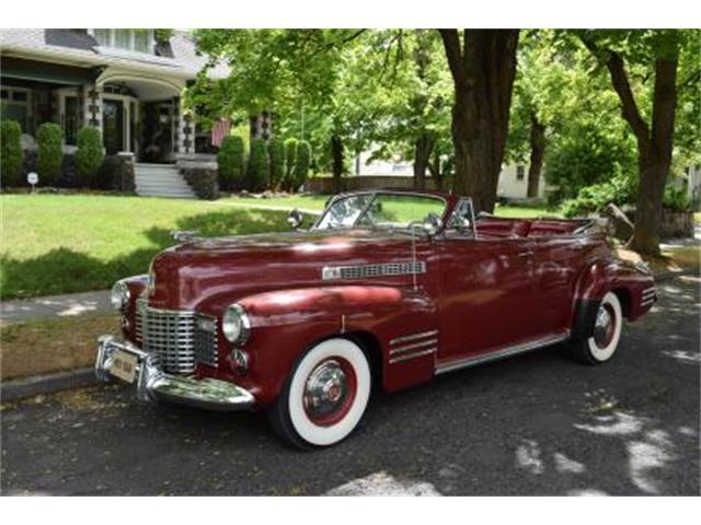 1941 Cadillac Series 62 | 889808