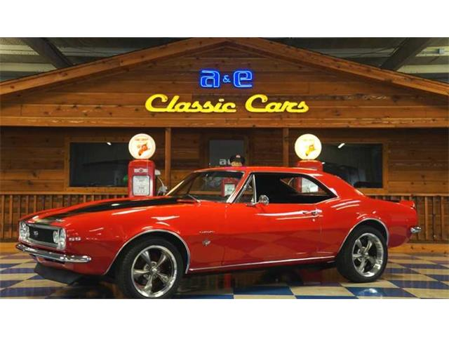 1967 Chevrolet Camaro | 889824