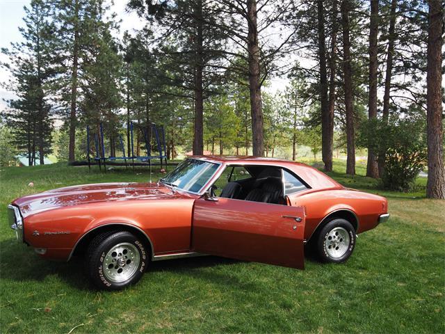 1968 Pontiac Firebird | 889827