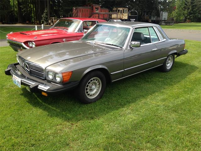 1980 Mercedes-Benz 450SL | 889828
