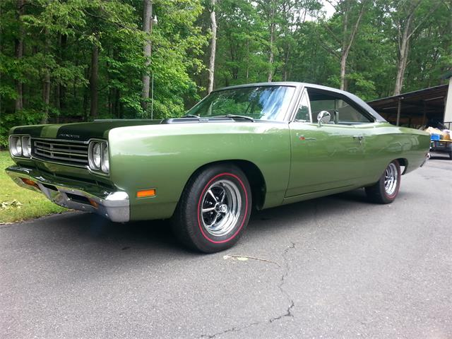 1969 Plymouth Roadrunner | 889834