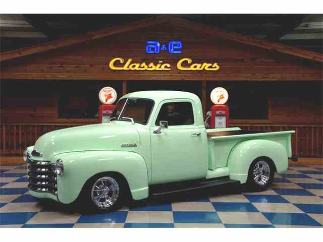 1949 Chevrolet 3-Window Pickup | 889837