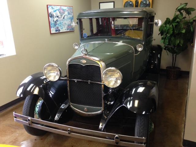 1931 Ford Model A | 889842