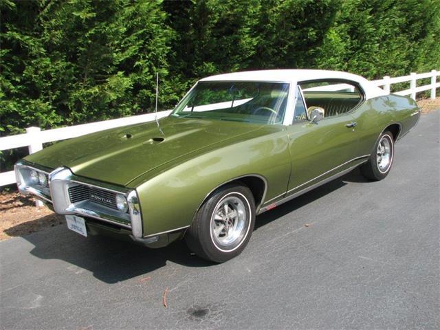 1968 Pontiac LeMans | 889843