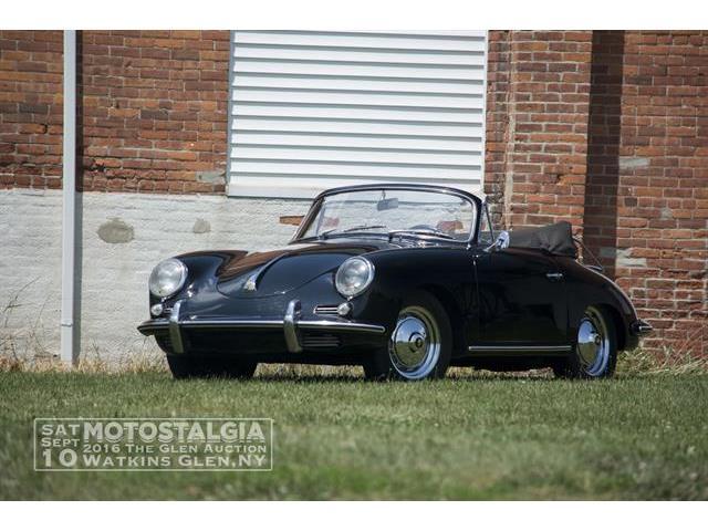 1960 Porsche 356 | 889856