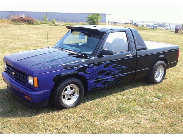 1986 Chevrolet S10 | 889857