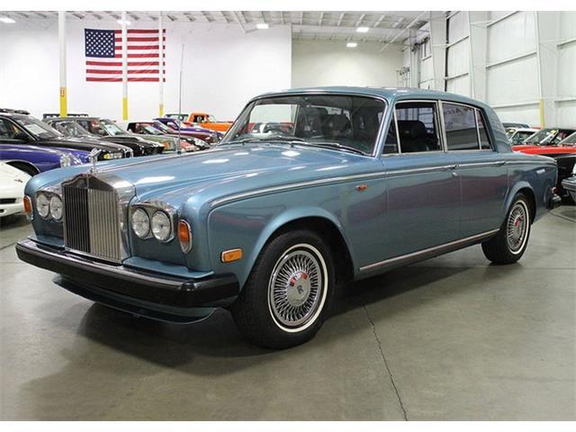 1978 Rolls-Royce Silver Shadow II | 889858