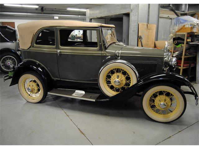 1931 Ford Model A | 889859