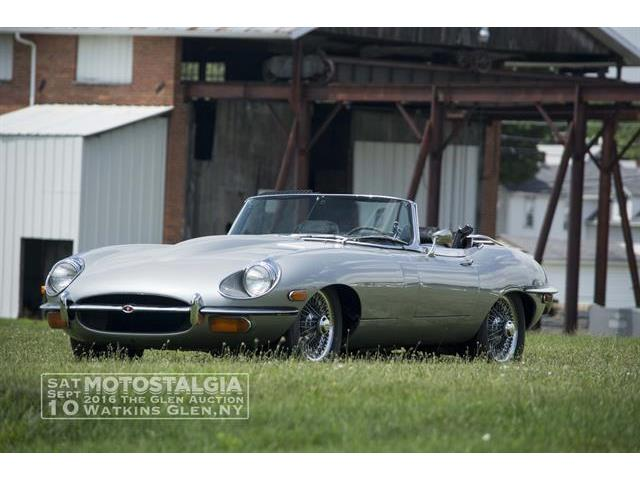 1970 Jaguar E-Type | 889860