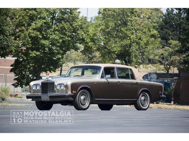1979 Rolls-Royce Silver Shadow | 889872
