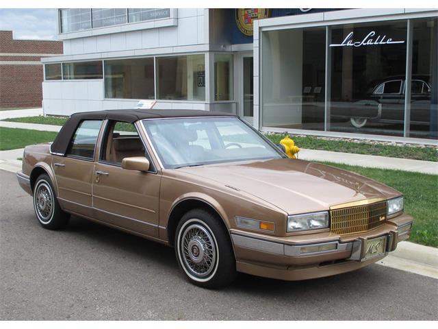 1989 Cadillac Seville | 889876